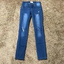Girls Hudson Skinny Jeans Size 10 Photo