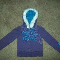 Girls Hurley Hoodie Sweatshirt  Photo