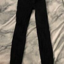 Girls Joes 10 Black Jeans Size 10 Photo