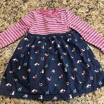 Girls Jojo Maman Bebe Mouse Dress Size 2-3 Nwot Photo