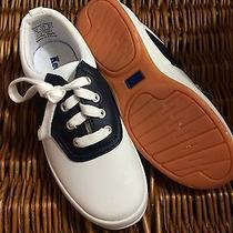 Girls Keds Saddle Shoes Size 1 New Photo