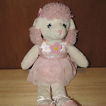 Girls Lamb Ballerina Back Pack Photo