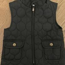 Girls Light Weight Black Vest Old Navy Size 4t New Without Tags Photo