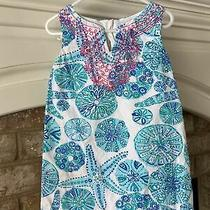Girls Lilly Pulitzer by Target Dress Size Xs 4 5  Photo
