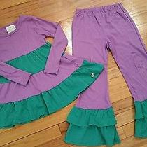 Girls Lolly Wolly Doodle 2 Piece Set Sz 7 Photo