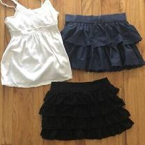 Girls Lot of 14 Justice Gap Abercrombie Ralph Lauren Tops Shorts Skirts 14/16 Xl Photo