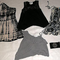 Girls Lot of 5 Pieces Size 5 & M Vintage Havana &others -Preowned Photo