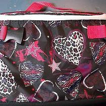 Girls Lunchbag With Hearts Photo