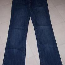 Girls Mossimo Brand Boot Cut Stretch Jeans Size 16  Photo