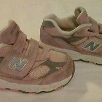 Girls New Balance Shoes Size 8 Photo