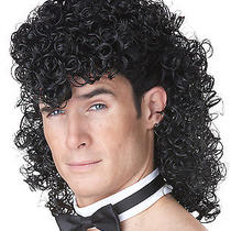 Girls Night Out Black Funny Stripper Workout Halloween Fashion Wigs Photo