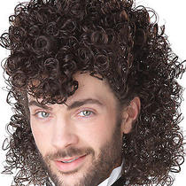 Girls Night Out Brown Funny Stripper Workout Halloween Fashion Wigs Photo