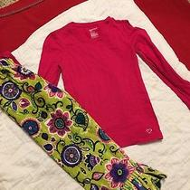 Girls Pajamas From Gap Sz 7/8 Years Photo