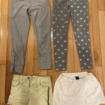 Girls Pants Lot Size 10 Crew Cut  Zara Gap Photo