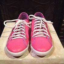 Girls Puma Sneakers Size 1 Photo
