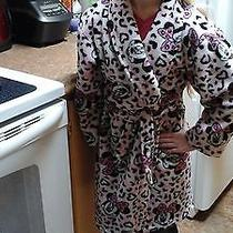 Girls Robe (Blush)-Disney Size Xl  Photo