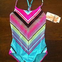 Girls Roxy Swimsuit Photo