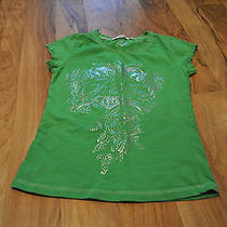 Girls Roxy T Shirt Size M - Approx 8/10. Like New. Combine Postage and Save Photo