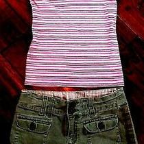 Girls Shorts Outfit Size 7-8 Gap Kids  Photo