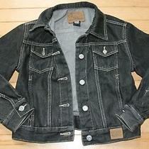 Girls Size 10/12 Guess Denim Jacket Photo
