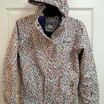 Girls Size 14/16  Columbia Omni-Tech Winter Coat  Sherpa Lined Hooded Jacket Photo