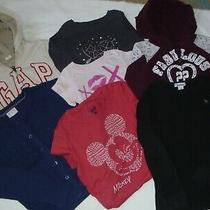 Girls Size 4-6 - Sweatshirts - Tops & Sweaters - Gap Old Navy  Photo