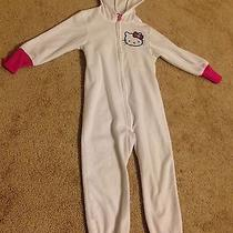 Girls Size Xs (4/5) Hello Kitty Outfit/costume Photo