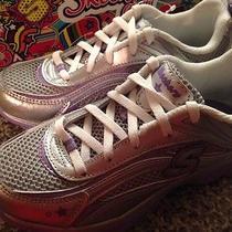 Girls Skechers Size 1 Photo