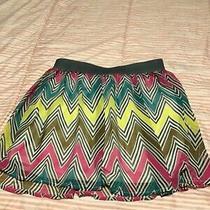 Girls Skirt Brand2b Bebe Size Medium Color Multi in Good Shape Photo