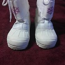 Girls Snow Boots Size 12 Photo