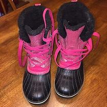 Girls Sorel Snow Boots Photo