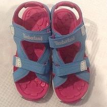Girls Timberland Water Shoes Sz. 2 Photo