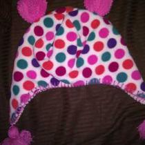 Girls Winter Hat Gap Kids Size M/l Euc Photo