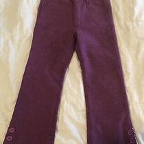 Girls Wool Herringbone Tweed Pants Size 5 Gap Kids Nwt Photo