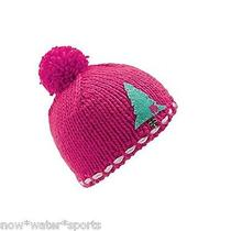 Girls Youth Burton Pine Fresh Snow Winter Beanie Hat Cap Paradise Pink New Photo