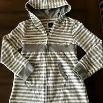 Girls Zip Up Sweat Jacket  Size 12 Gap Kids Euc Photo
