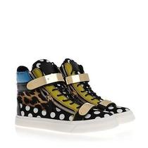 Giuseppe Zanotti 2014 Men's Women's Casual High-Top Sneaker Athletic Shoes Photo