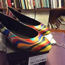 Giuseppe Zanotti  Barth Multi Size 40 (Us 10) Ballet Flat Photo