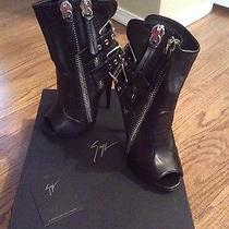 Giuseppe Zanotti Booties Size 6.5. Reduced Price Photo