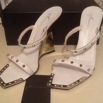 Giuseppe Zanotti Design Women Shoes Rare Unique Photo
