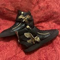 Giuseppe Zanotti Honne Womens  Sneakers Size 40. Limited Edition Photo