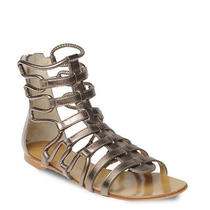 Giuseppe Zanotti Stone Metal Leather Gladiator sandals10/10.5 Photo