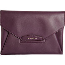Givench Antigona Purple Clutch  Photo