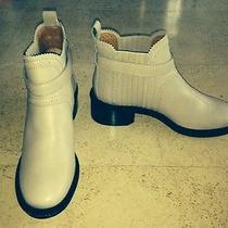 Givenchy Ankle Boots 39 Us 9 Gray Shoes 1495 Rare  Prada Shoe Bag Photo
