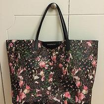 Givenchy Antigona Floral Tote Photo