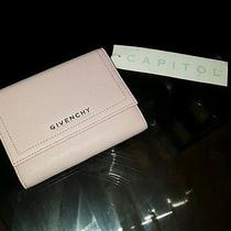 Givenchy Bi-Fold Wallet Pink Great Price Photo