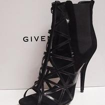 Givenchy Bird Cage Ankle Boots Photo