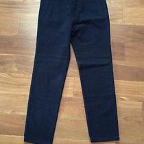Givenchy Black Cotton Trousers Photo