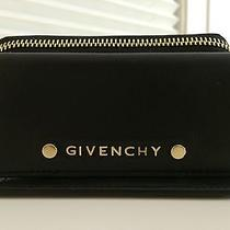 Givenchy Black Luxury Wallet Photo