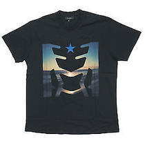 Givenchy Columbian Sunset Tee - Black Size L Photo